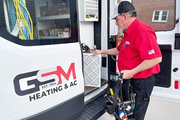 Commerical Services Heating & Air Conditioning