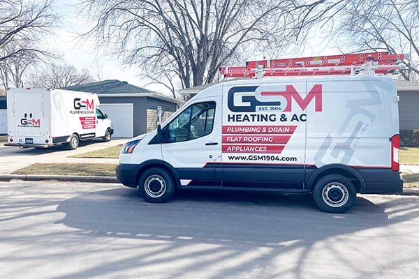 Residential Services Trucks